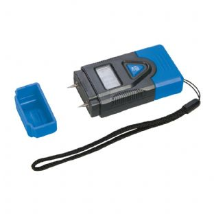 Silverline 220841 Digital Moisture Meter